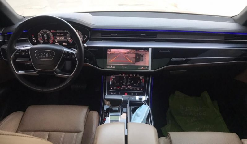 Audi A8 full