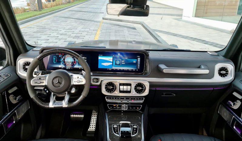 Mercedes G63 full