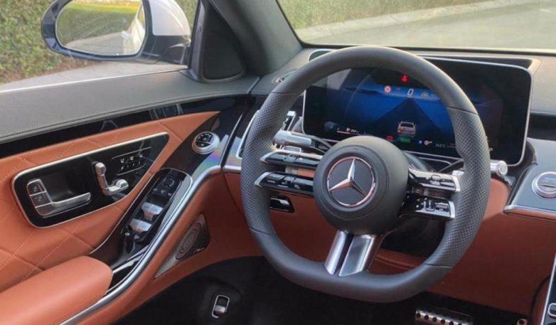 Mercedes S class full
