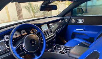 Rolls Royce Wraith full